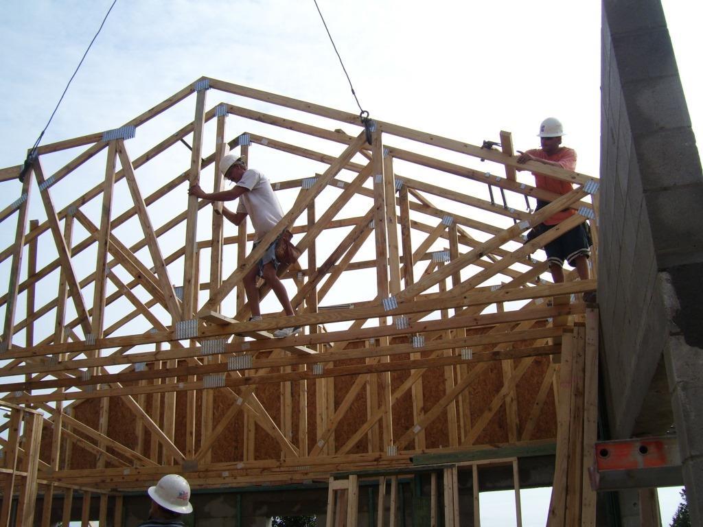 Roof Amp Floor Truss Carpenter Contractors
